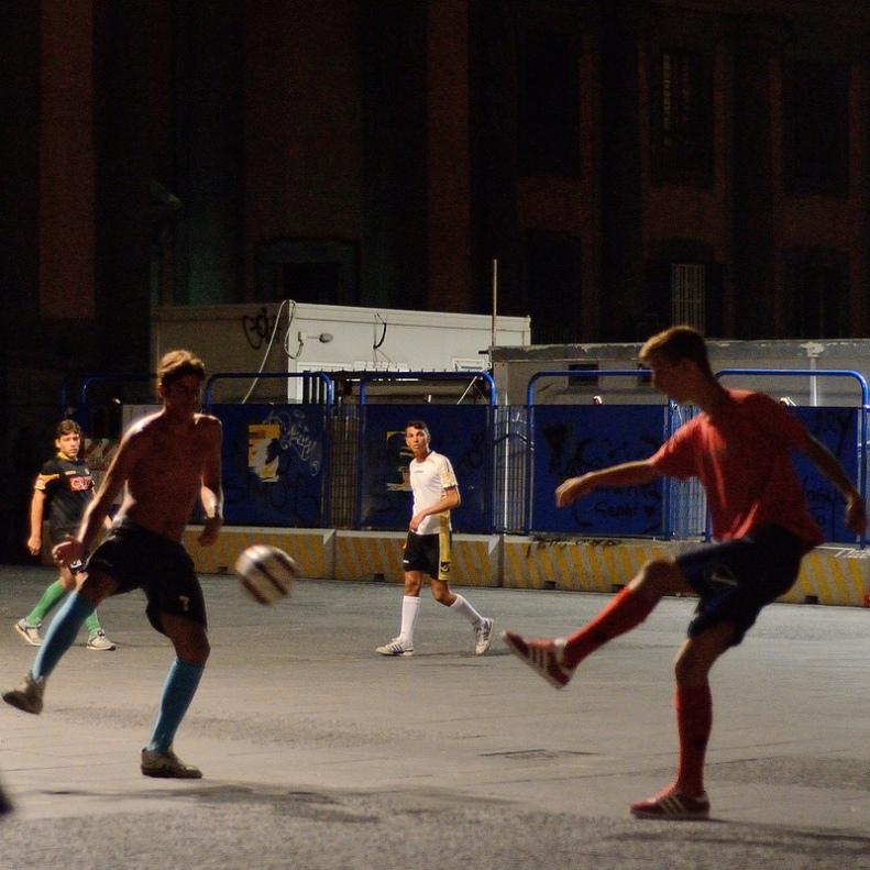 Naples italy napoli soccer
