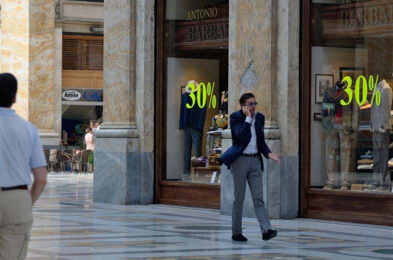 Galleria Umberto Naples Italy Napoli