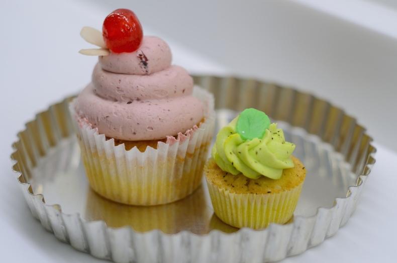 roma italy italia cupcakes