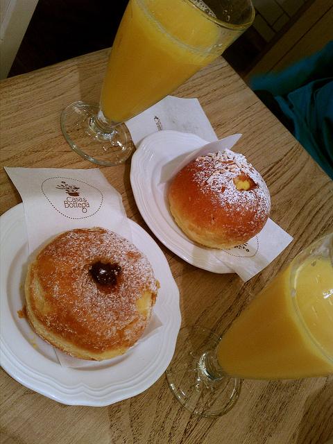 rome roma bomba nutella breakfast italy