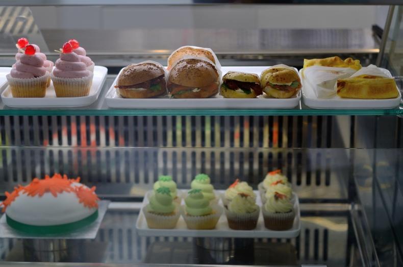 rome cupcakes roma italia italy