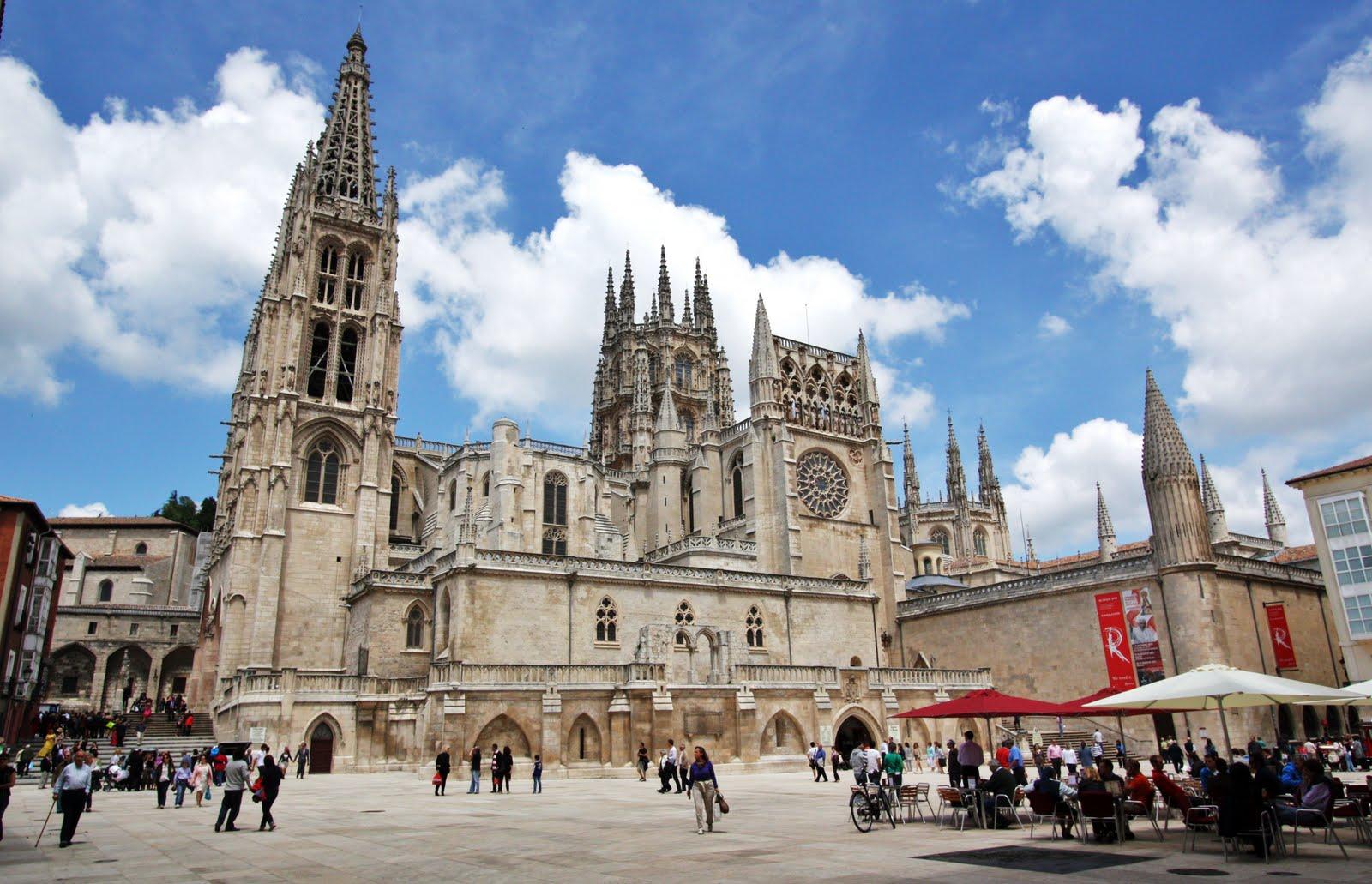 cathedral burgos leon