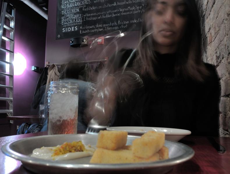 nikon v1 food photography